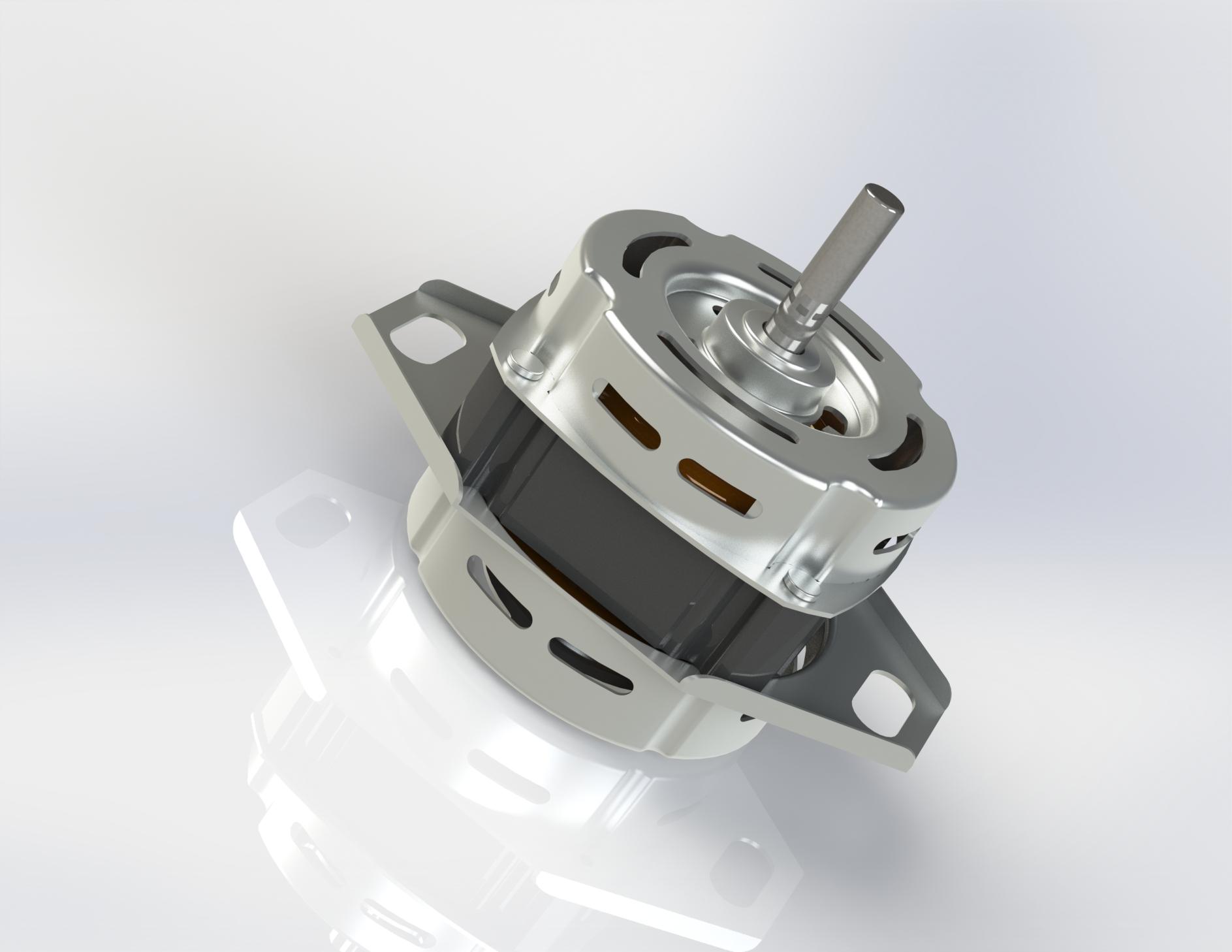 Washing machine motor_AC induction motor