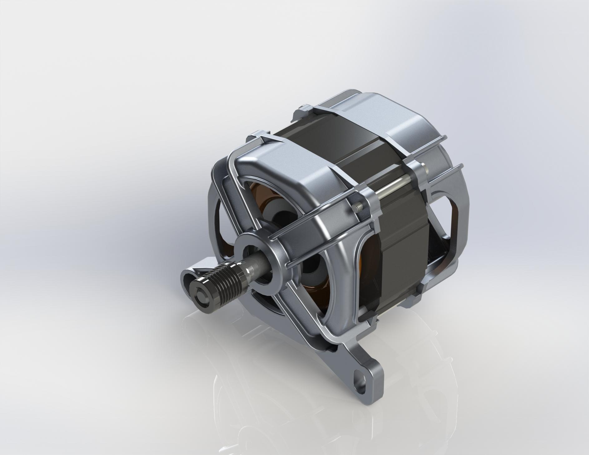 Washing machine motor_3 Phase CIM motor