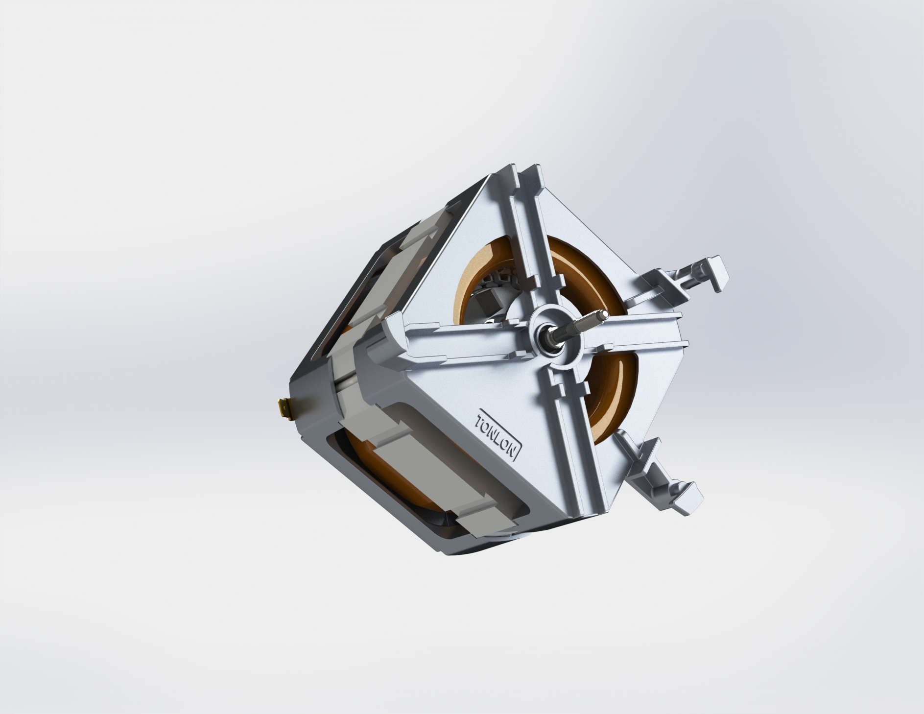 Dish washer motor_AC induction motor