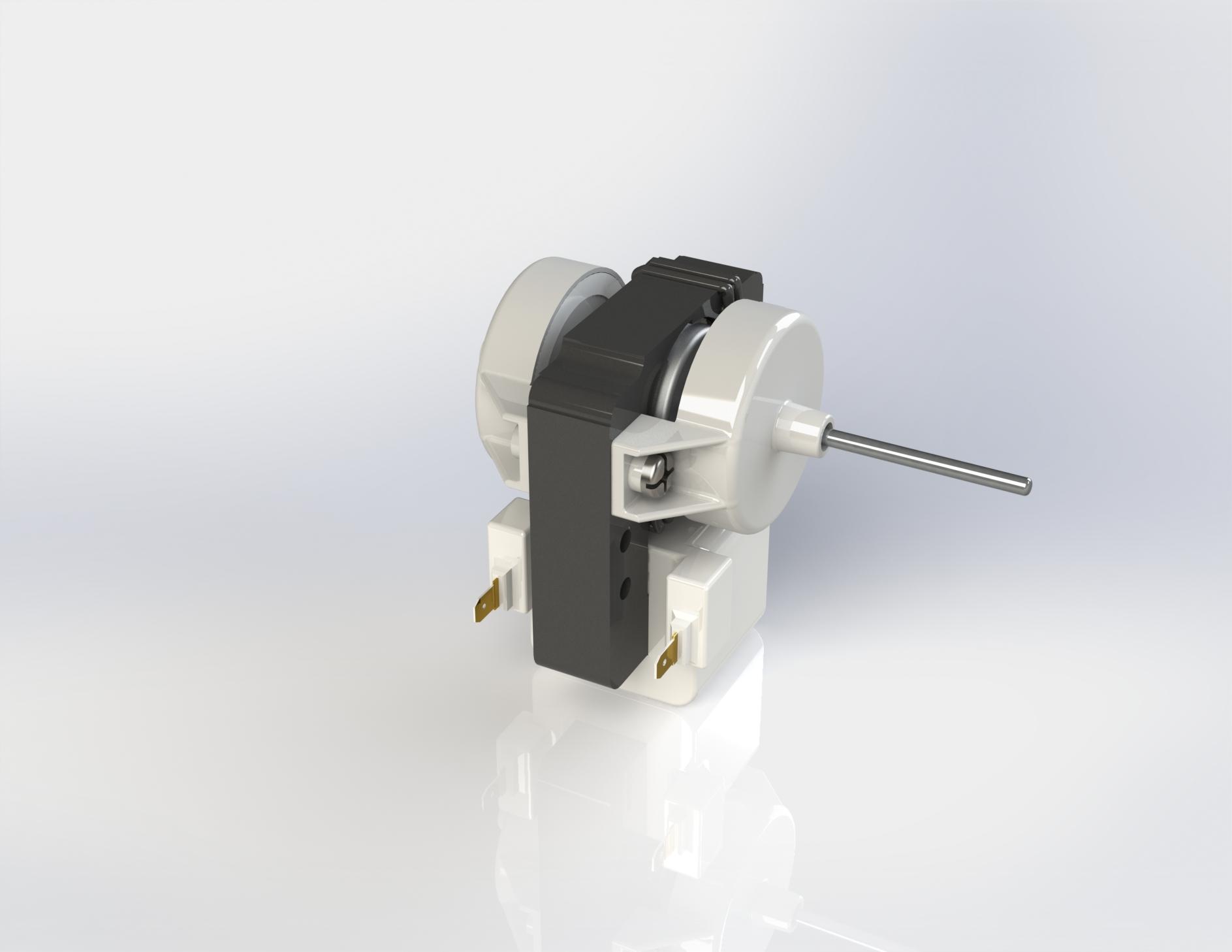 Refrigerator fan motor_AC shaded pole motor