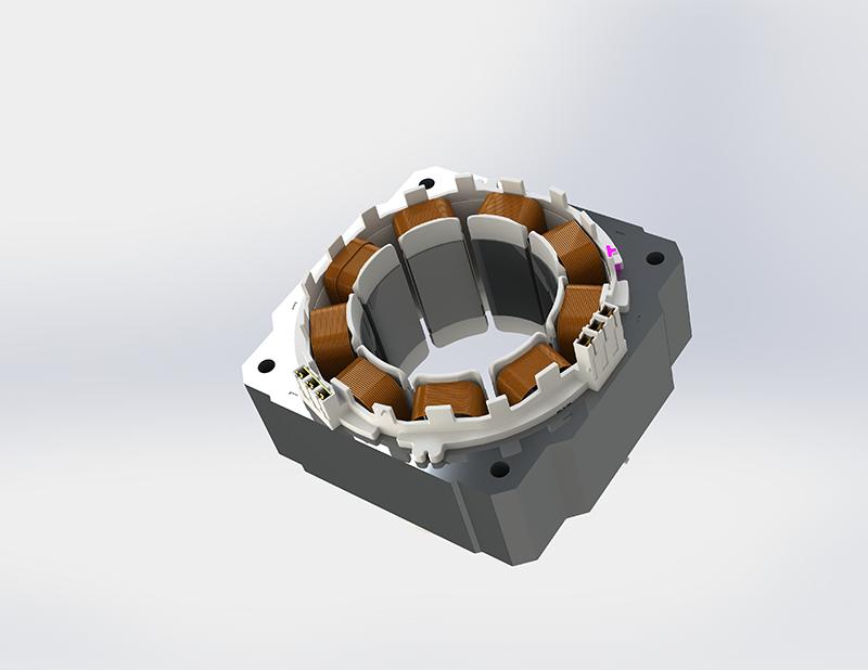 Refrigerator compressor motor_BLDC/PMSM motor