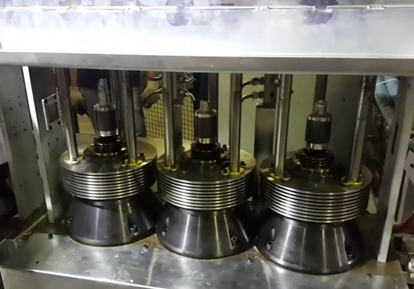 Centrifugal casting system